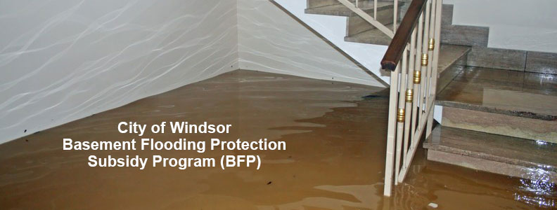 Basement Flooding Protection Subsidy Program (BFP)