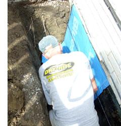 Waterproofing Windsor Home